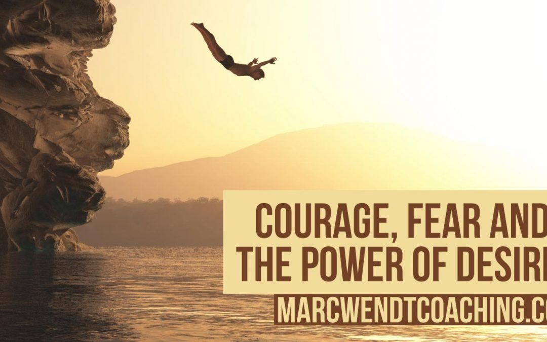 Courage, Fear and the Power of Desire