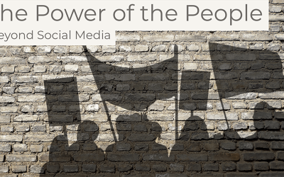 The Power of We the People beyond Social Media